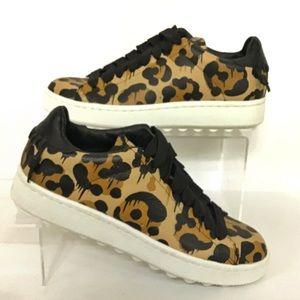 "Coach x Gary Baseman ""Wild Beast* Sneakers NWOT"